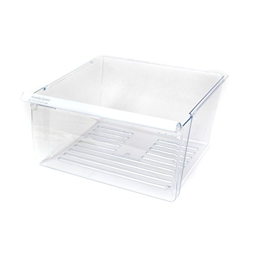 (Lifetime Appliance 2188656 Crisper Pan (Upper) for Whirlpool Refrigerator - WP2188656)