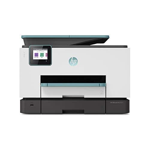 chollos oferta descuentos barato HP OfficeJet Pro 9025 Inyección de Tinta térmica 24 ppm 4800 x 1200 dpi A4 WiFi Impresora multifunción Inyección de Tinta térmica 4800 x 1200 dpi 250 Hojas A4 Impresión Directa Azul