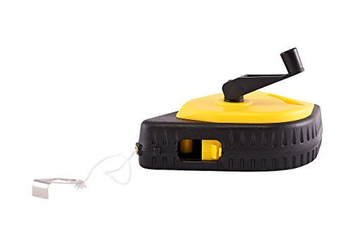 ToolPro 100 ft. Chalk Reel with High Speed Return