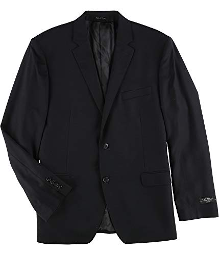 Ralph Lauren Mens Slim Fit Ultraflex Marled Sports Jacket Dark Navy, 44S
