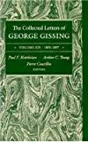 The Collected Letters of George Gissing, 1895-1897, George Gissing, 0821410989