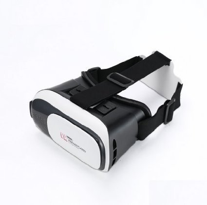 e3686d4667c Buy Remax VR 3D Glasses Virtual Reality Movie Glasses Lens and Belt  Adjustable Headset Glasses for 4.7-6 inch Phone Online at Low Price in  India