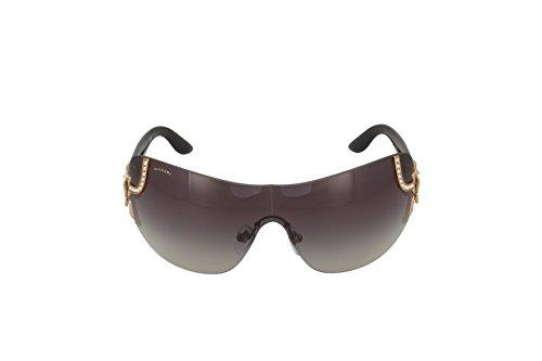 b7094685825 Bvlgari Women s BV6079B Sunglasses Pink Gold Grey Gradient 33mm