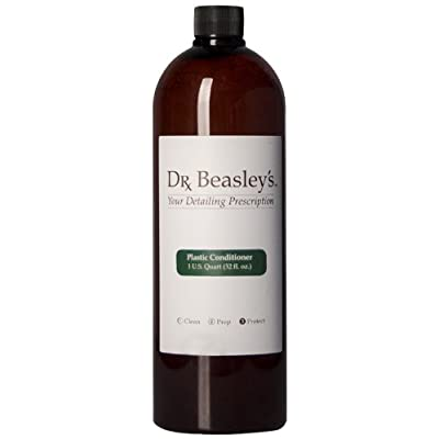 Dr. Beasley's I32D32 Plastic Conditioner - 32 oz.: Automotive