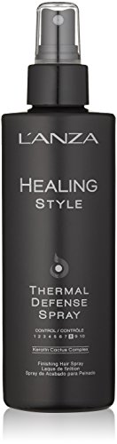 L'ANZA Healing Style Thermal Defense Spray, 6.8 oz. - Hair Style Heat Protector