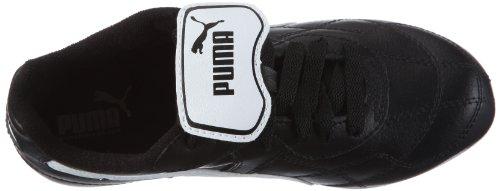 Puma Esito Classic FG Jr Unisex-Kinder Fußballschuhe Schwarz (black-white 01)