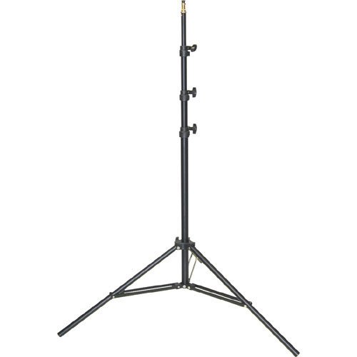 Polaroid Pro Studio 8' Air-Cushioned Heavy Duty Light Stand by Polaroid