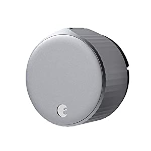 August Wi-Fi, (4th Generation) Smart Lock – Fits Your Existing Deadbolt in Minutes, Silver 7