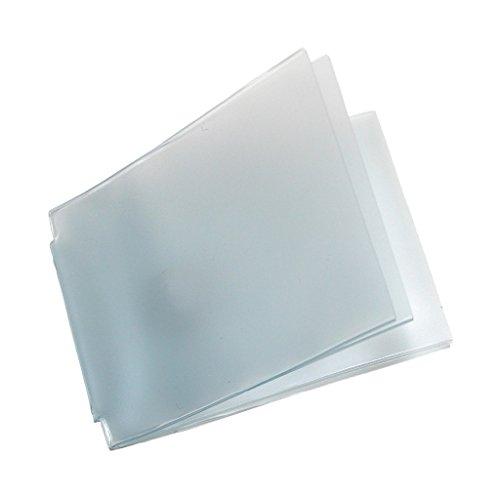 vinyl window inserts for wallets - 2