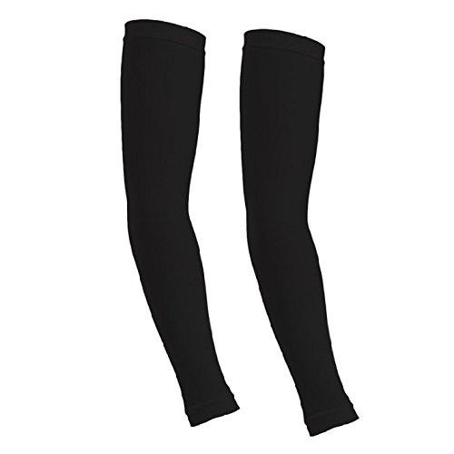 Scrub Sleeves, Black, Large
