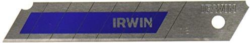 Irwin Tools 2086405 Bi-Metal Snap Blades 18mm, 50EA/ Pack
