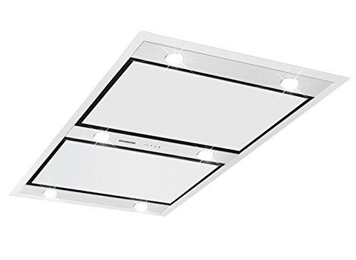 SILVERLINE Vega Intern Premium VGID 104.1 E / Deckenhaube / Edelstahl / 100 cm / A [Energieklasse A]