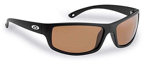 - Flying Fisherman Slack Tide Polarized Sunglasses with AcuTint UV Blocker for Fishing and Outdoor Sports