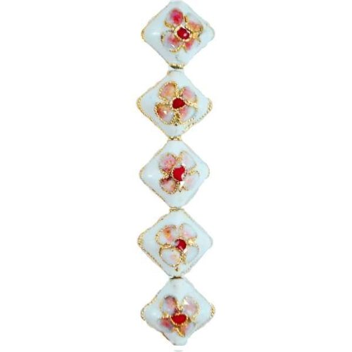 - Expo BD51810 Cloisonne Beads, 14-Pack