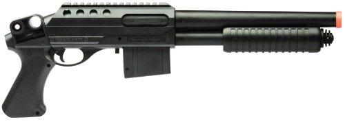 Crosman Stinger Airsoft Pistol (Crosman Stinger S32 Slam Fire AirSoft Pump Shotgun)
