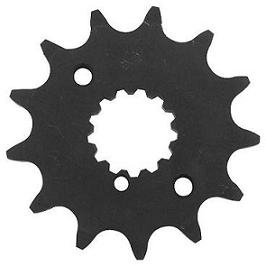 Sunstar Honda Sprockets - Sunstar Steel Front Sprocket 16T 51216