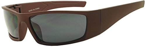 Soft Matte Wrap Around Classic Old School Rectangle Sporty Sunglasses (Burgundy, - Eazy E Sunglasses Ebay