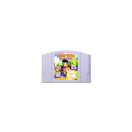 Diddy Kong Racing N64 – Video Game Cartridge Card – Compatible model NINTENDO – English – US Version