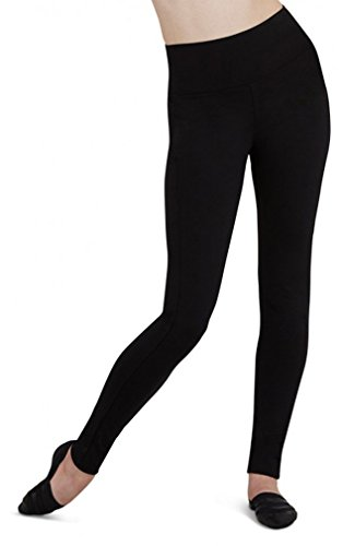 Capezio Women's Active High Waist Leggings XL, Black