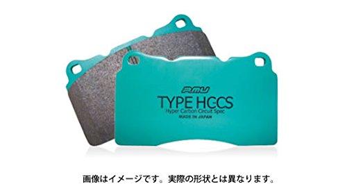 Project μ プロジェクトミュー ホンダ HONDA N ONE TYPE HC-CS タイプエイチシーシーエス フロント ブレーキパッド F357 B06Y6NQ81M