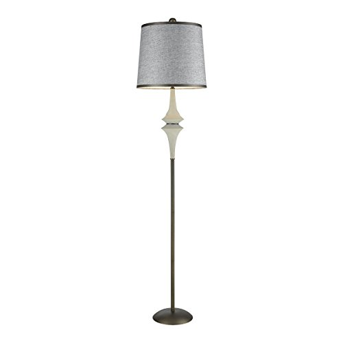 Diamond Lighting D3504 Floor lamp Concrete, Matte ()