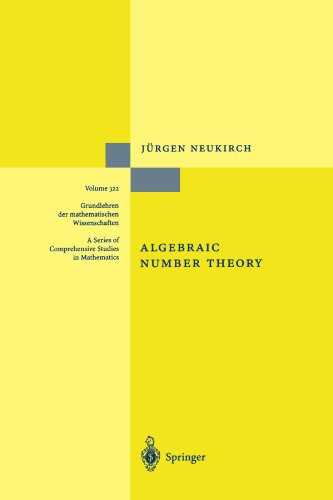 Algebraic Number Theory (Paper)