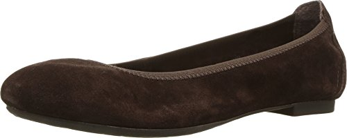 Born Women's Julianne Dark Brown Suede 7.5 M US