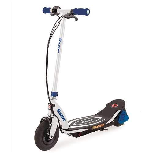 Razor Power Core E100 Electric Scooter, - E100 Razor Electric Scooter