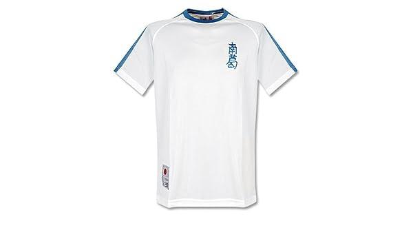 nank atsu shogaku Home Camiseta – Japón Logo, hombre, weiß, xx-large: Amazon.es: Deportes y aire libre