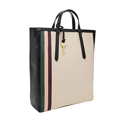 Fossil Women's Camilla Leather Backpack Handbag, Multicolor