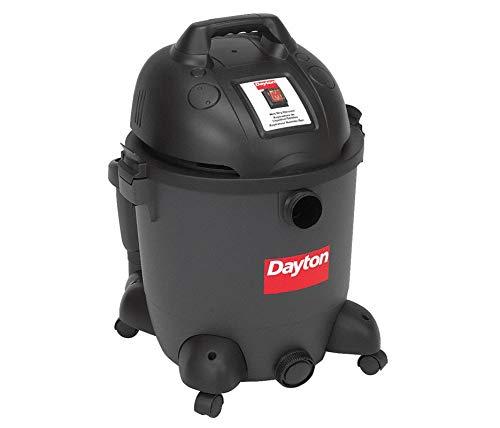 12 gal. Contractor Wet/Dry Vacuum, 12.0 Amps, HEPA Filter Type