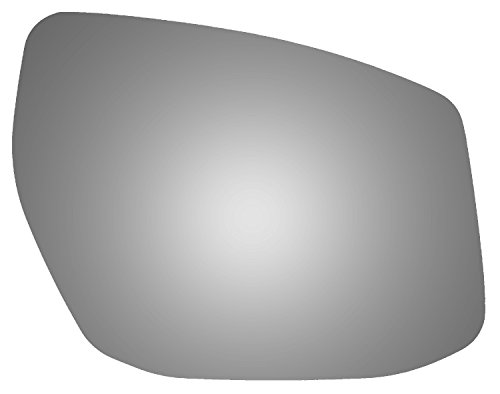 (Burco 5535 Convex Passenger Side Power Replacement Mirror Glass for Nissan Altima, Maxima, Sentra (2013, 2014, 2015, 2016, 2017) )