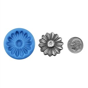 Cool Tools - Antique Mold - Mexican Sunflower (Knob Design Flower Petal)