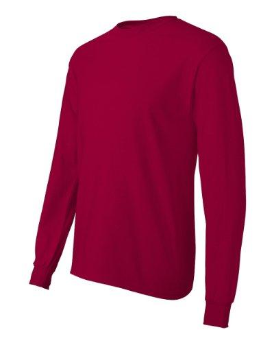 Look Long Sleeve Crew Shirt - 5