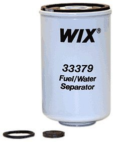 WIX Filters - 33379 Heavy Duty Spin On Fuel Water Separator, Pack of 1