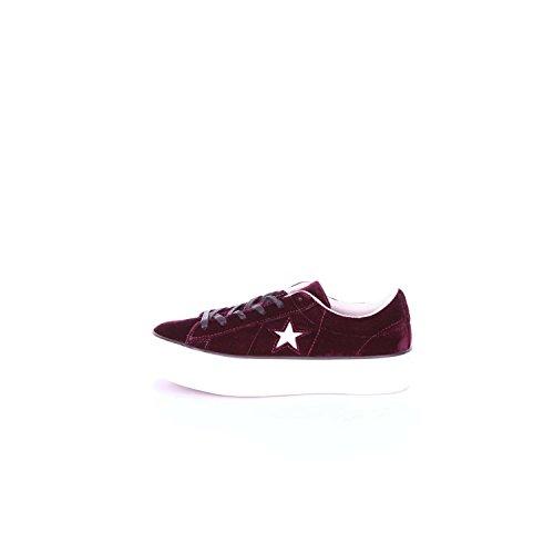 Converse 558951C Sneakers Women Dark Sangria/Egret/Black RPPOPd