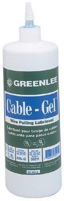 35211 GEL SOAP 1 QT(.95L, Sold as 1 Bottle (Greenlee Gel)