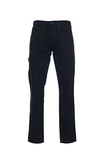 Nautica Men's Tapered Fit Carpenter Jeans, True Black, 30 x