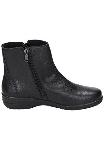 Comfortabel Damer-bootee - H Svart Svart 991.072 Till 1