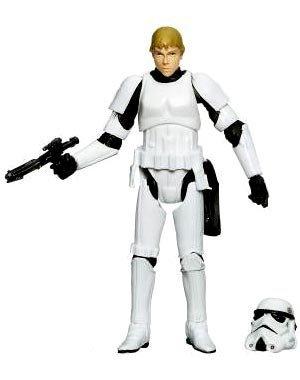 Luke Skywalker Stormtrooper Disguise 2009 Legacy