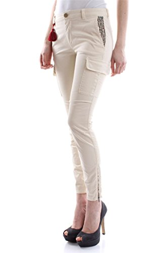 Mason's 4pn1s0705bor Anitachino Pantalon Femme Mbe035 Beige PfYxwqfU