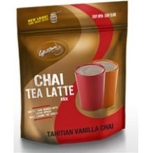 Caffe D Amore Tahitian Vanilla Chai Tea Latte Mix, 3 Pound -- 5 per case. by Kerry Food and Beverage