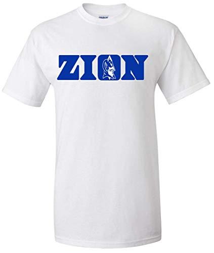 White Duke Zion Logo T-Shirt Youth