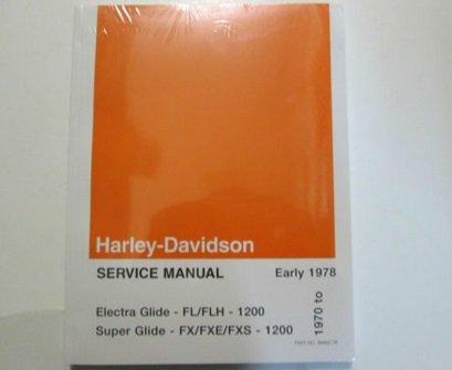 1976 Harley Davidson - 5