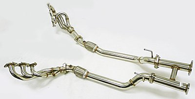 OBX Performance Long Tube Exhaust Header 2010 Hyundai Genesis Coupe 3.8L - Coupe Performance Sports Exhaust