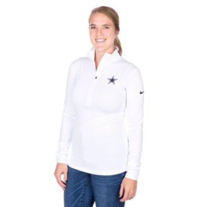 65920dab99a66 Amazon.com   Dallas Cowboys Nike Pro Warm Half Zip Pullover   Sports    Outdoors