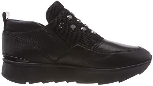 Baskets Femme Geox C9999 A Enfiler black D Gendry Noir qUUnSxwtaR