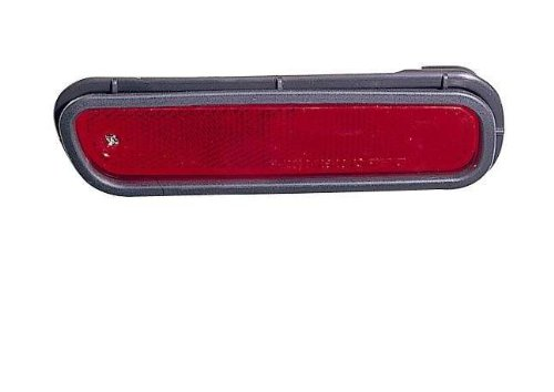 Depo 317-1401R-ASHR Honda Accord/Prelude Passenger Side Replacement Rear Side Marker Lamp Assembly - Honda Accord Rear Side Marker
