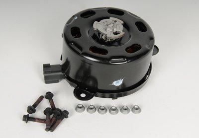 ACDelco 15-80660 GM Original Equipment Passenger Side Engine Cooling Fan Motor (Motor Fan Side Cooling Radiator)