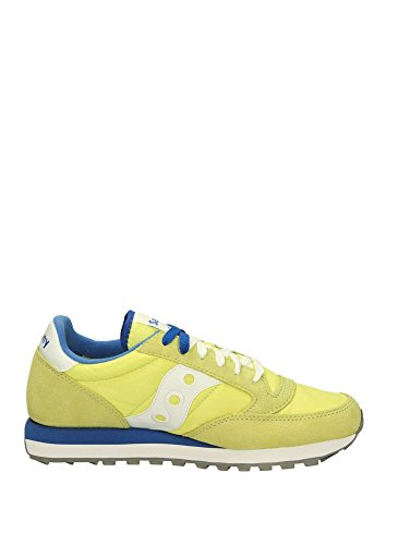 Saucony Jazz Uomo Sneakers Basse Giallo 4B47Hpq
